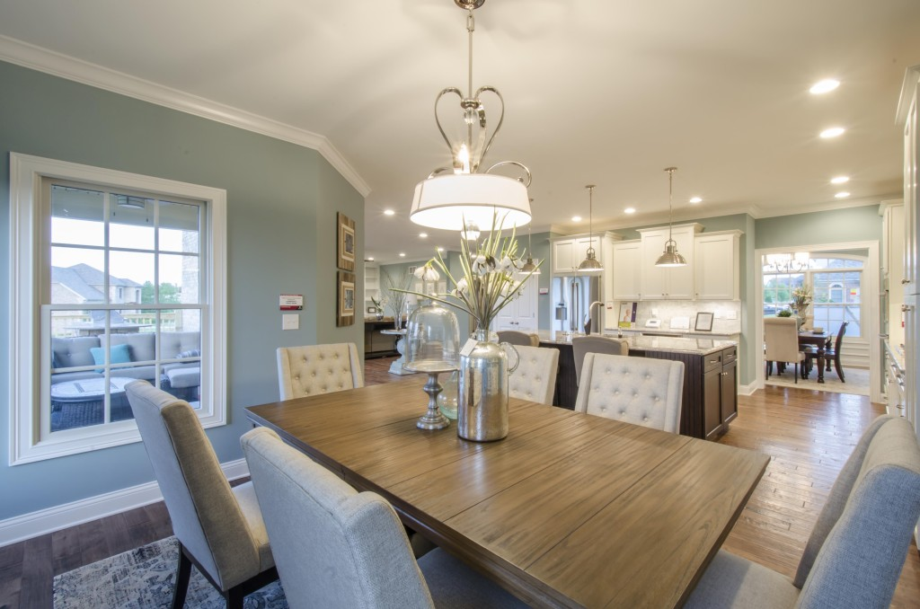 Db homes model home